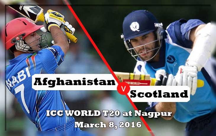Afghanistan vs Scotland Qualifier Match 2 Live Streaming Online