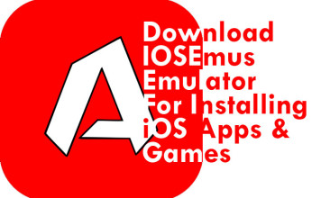 iOSEmus Download & Install