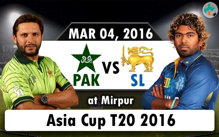 pakistan vs srilanka asia cup