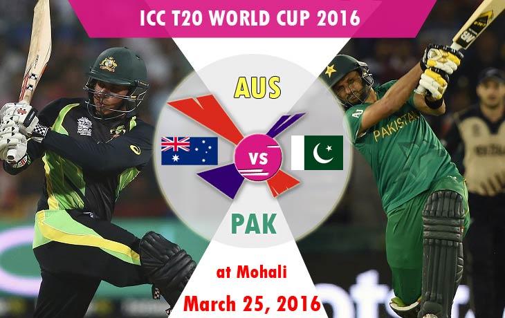 australia vs pakistan icc t20 world cup 2016