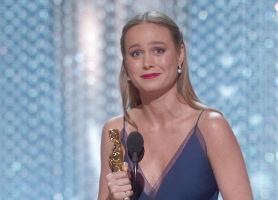 best actress Brie Larson oscar