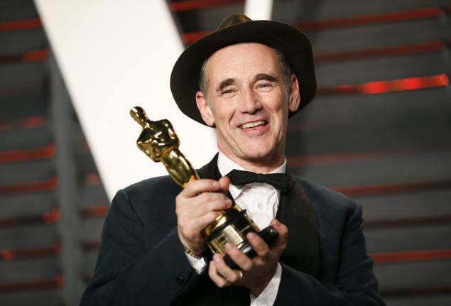 best supporting actor Mark Rylance oscar 2016