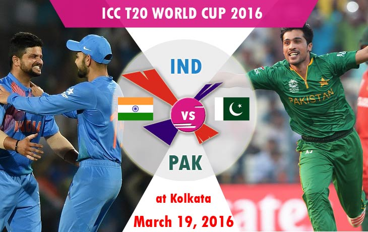 India Vs Pakistan T20 World Cup Live Streaming & Score Updates