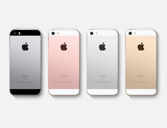 iphone se different colors