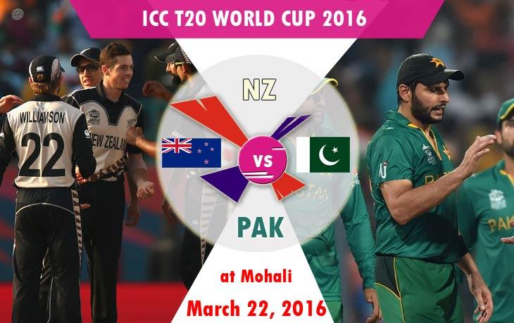 newzealand vs pakistan t20 world cup
