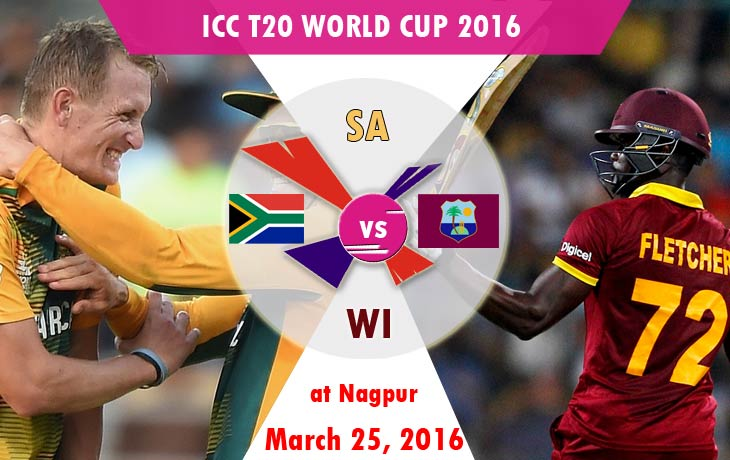 South Africa vs West Indies T20 World Cup Live Streaming Updates