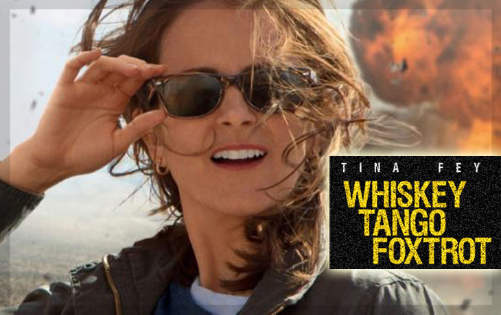 Whiskey Tango Foxtrot (2016) Movie Review