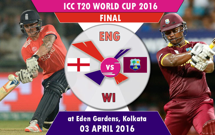 england vs west Indies t20 world cup final