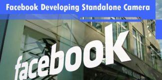 Facebook Developing Their Standalone Camera App