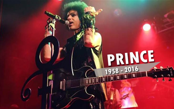 Music Icon Prince Dead at 57 in Chanhassen, Minnesota