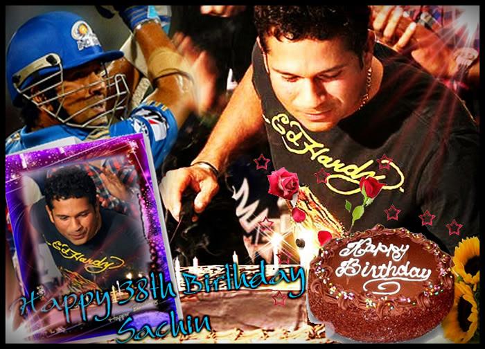 Sachin Tendulkar Birthday