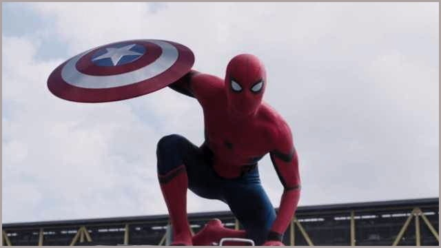 new spiderman movie title, spiderman homecoming