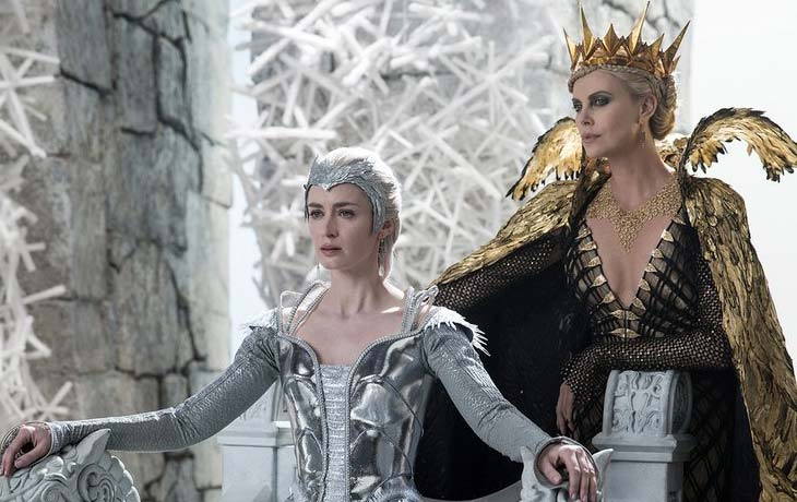 The Huntsman: Winter's War Movie Review, Rating & Ticket Booking