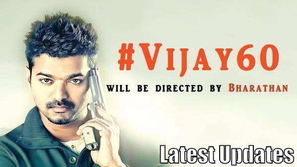 Vijay 60 Movie Title