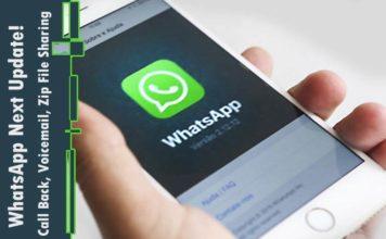 WhatsApp will launch Call Back Button