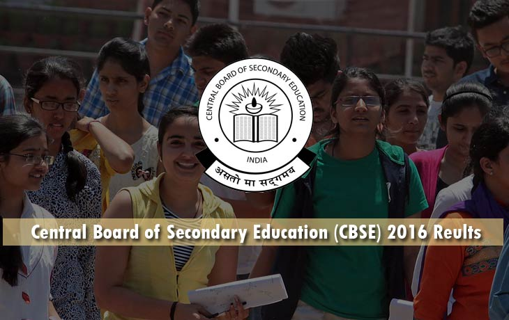 CBSE 12th Results 2016
