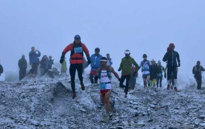 Mount Everest Marathon Images