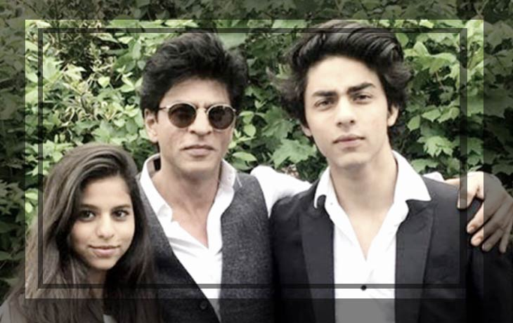 Shah Rukh Khan gets emotional about his Son & Daughter