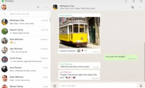 WhatsApp Desktop App for Desktop and Mac