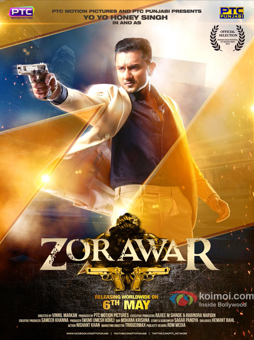 Zorawar Movie Review