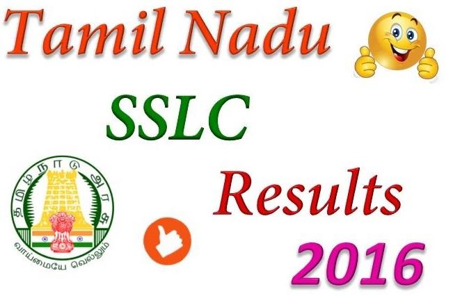 tamilnadu 10th result