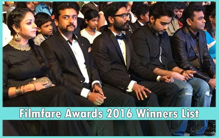 Filmfare-Awards-2016-Winners-List-south-suriya-jyothika-dhanush-ar-rahman
