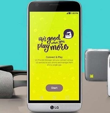 LG G5 launched in India