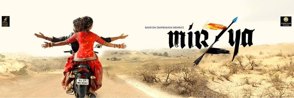 Mirzya Official Teaser