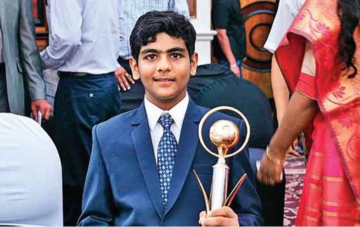 Nirbhay Thacker has finished his HSC at age 13