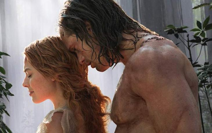 The Legend of Tarzan Review