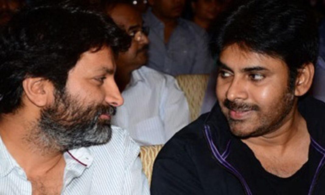 Trivikram and Pawan Kayan upcoming movie