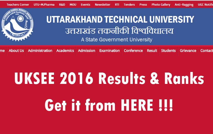 UKSEE 2016 Results