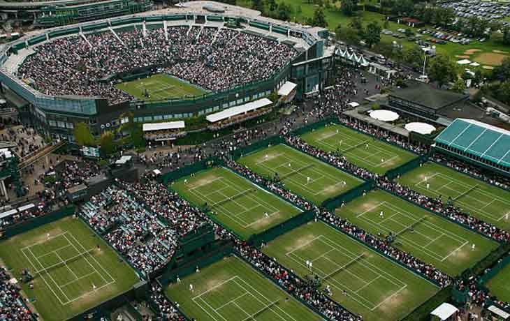 Wimbledon Tennis 2016 Live Streaming & Broadcasting Details