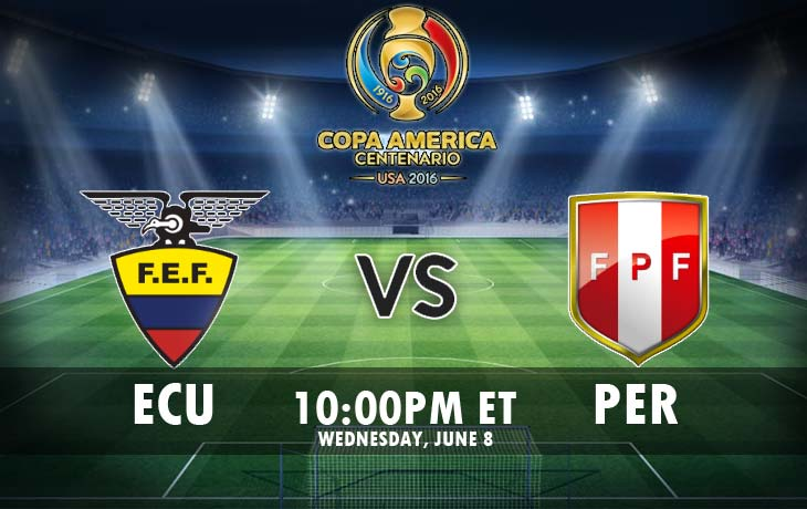 Ecuador vs Peru ( ECU vs PER) Live Streaming Update