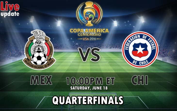 Mexico vs Chile