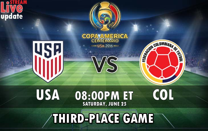 United States vs Colombia