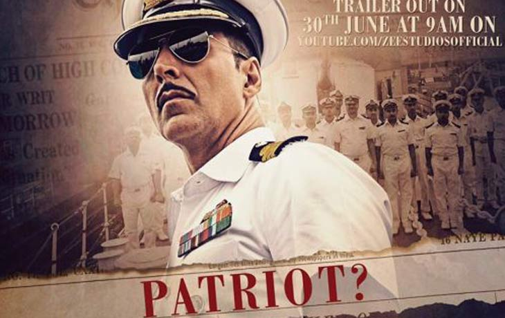Rustom Movie Trailer