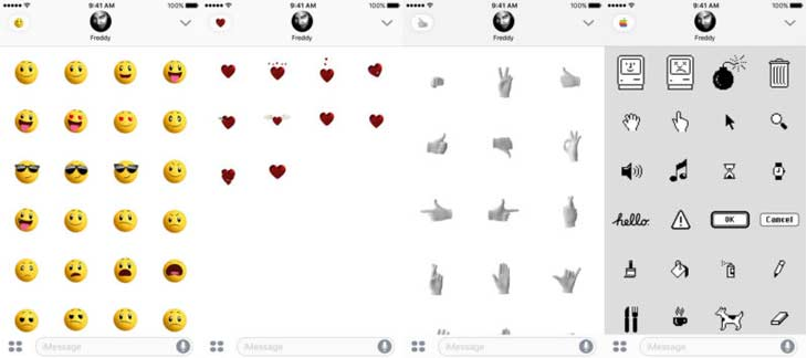 Apple-releases-4-iMessage-Sticker-Packs-look