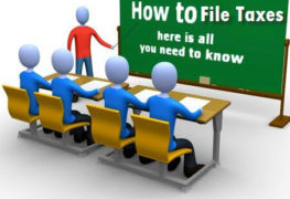 5 Steps to e-File Income Tax Returns: 31st July Last Date