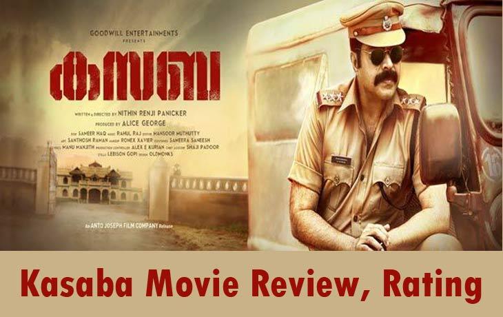 Kasaba Movie Review, Rating