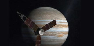 NASA Juno spaceship Finally Entered Jupiter's orbit