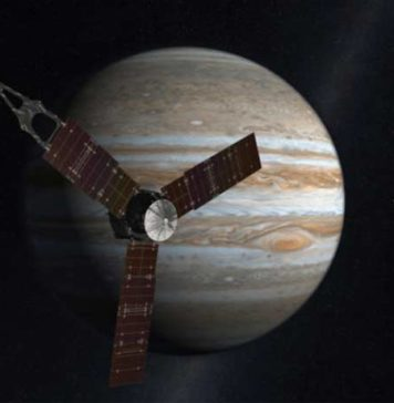 NASA Juno spaceship Finally Entered Jupiter's orbit
