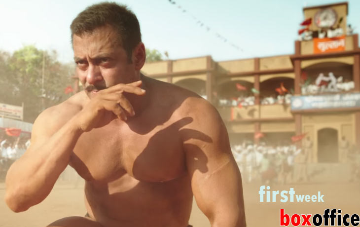Sultan Box Office Collection First week report