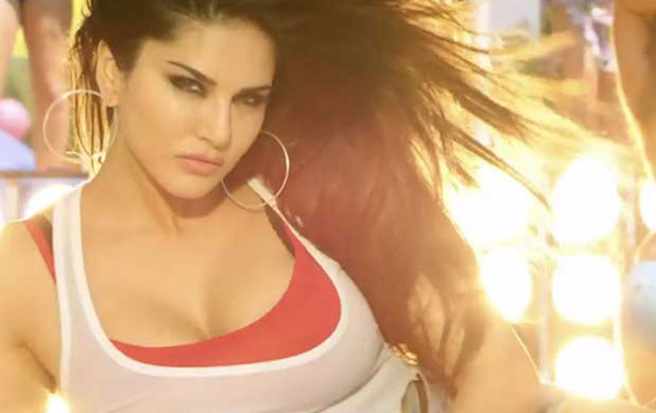 Sunny Leone item song in Fuddu