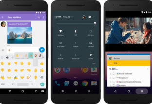 Android 7.0 Nougat with Nexus devices Rolled Out - More Emoji, Features