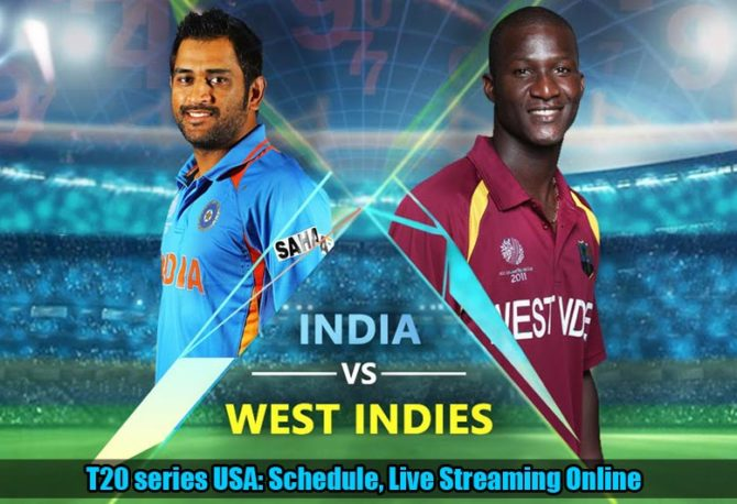 India vs West Indies T20 series USA: Schedule, Live Streaming Online, TV,Fixtures