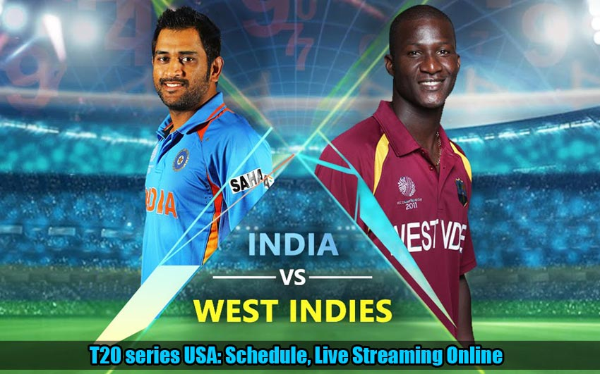 India vs West Indies T20 series USA: Schedule, Live Streaming Online, TV, Fixtures