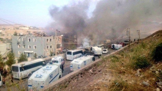 Live Turkey Bomb Blast