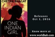 One Indian Girl - Chetan Bhagat New Book Announced