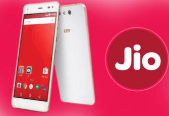 Reliance Jio LYF Smartphone 1 Year Free 4G Internet Offer